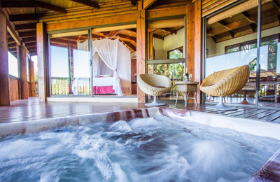 Imvubu Lodge - Honeymoon Suite