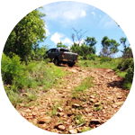 The Bivane 4x4 Trail